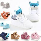 Newborn Baby Winter Warm Snow Boots Infant Boy Girl Crib Shoes Prewalker 0-18M