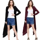 Women Knitted Cardigan Loose Shawl Kimono Cardigan Top Cover up Blouse Outwear