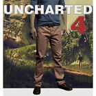 Uncharted 4: A Thief's End cosplay Nathan Drake Costume Pants Trousers Gift New
