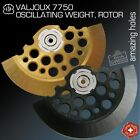 OSCILLATING WEIGHT, ROTOR SKELETON FOR MOVEMENT ETA VALJOUX 7750, HOLES DESIGN 1