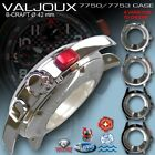 WATCH CASE B-CRAFT FOR MOVEMENT ETA VALJOUX 7750, STAINLESS STEEL, 42 MM