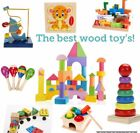 Wooden Development Toys Baby Toddler Learning Intelligence Activity best Gift