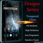 Pretection Film Real Premium Tempered Glass Screen Protector for DOOGEE Various