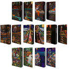 DENYSE KLETTE PRINCESS AND THE PEA LEATHER BOOK CASE FOR SAMSUNG GALAXY TABLETS