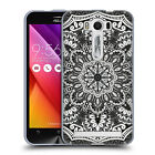 OFFICIAL GIULIO ROSSI MANDALA COLLECTION SOFT GEL CASE FOR AMAZON ASUS ONEPLUS