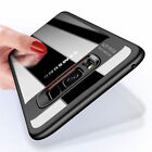 For Samsung Galaxy S8 Plus Hybrid Shockproof Clear Ultra Thin TPU+PC Case Cover