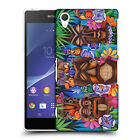 OFFICIAL DENYSE KLETTE FEATHERS, FINS, AND FUR HARD BACK CASE FOR SONY PHONES 2