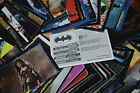 CHOOSE YOUR Panini DC Comics THE WORLD of BATMAN Loose Album Stickers singles