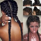 Pre-plucked Indian Virgin Human Hair 360 Lace Frontal Wig Silk Base Full Lace s3