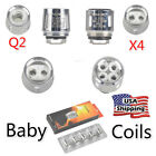 BABY Smok TFV8 BIG Cloud Beast Replacement Coil V8 - Q2 X4 T6 T8 Lot- USA Seller