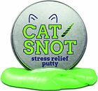Cat Snot Stress Putty – Stress Relief Toys Crazy Cat Lady Gifts Funny Cat