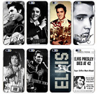 Elvis Presley  Hard Transparent Cover Case for iPhone Samsung Galaxy shell