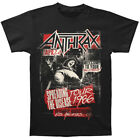 Authentic ANTHRAX STD86 Spreading The Disease Tour 1986 T-Shirt S-2XL NEW