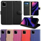 NEW FLIP WALLET PU LEATHER PHONE CASE COVER FOR I PHONE 5 5S SE 6 6PLUS