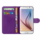 NEW FLIP WALLET PU LEATHER PHONE CASE COVER FOR I PHONE 4 5 SE 6 8PLUS