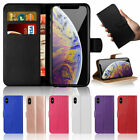 NEW FLIP WALLET PU LEATHER PHONE CASE COVER FOR I PHONE 4 5S SE 6 8PLUS