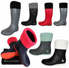 Ladies Butterfly Twists Wellington Boots Rain Boot Wellies Foldable Packable New
