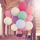 36 Inch Giant Big Ballon Latex Birthday Wedding Party Helium Decoration Hot Sale