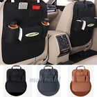 Car Auto Cushion Seat Back Protector Bag Cover For Kids Kick Mat Mud Clean New