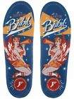 Footprint Kingfoam Orthotic 7mm Brandon Biebel's Angels Graphic Insoles SRP £30