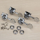 4 PCS String Tuning Pegs Machine Heads for Electric Bass 4R