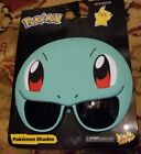 Pokemon Sun-Staches Squirtle Character Shades Sunglassses NEW