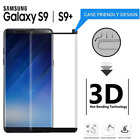 Galaxy S9 S9 Plus Note 8 Full Cover Tempered Glass Screen Protector For Samsung