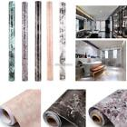 Self Adhesive Wall Sticker Marble Granite Paper Prepasted Wallpaper N98B