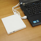 USB 2.0 For Laptop PC External CD±RW DVD±RW DVD-RAM Writer Burner Drive 2 Colors
