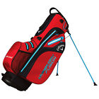 2018 Callaway Hyper Dry Fusion Stand Bag Waterproof Dual Strap Golf Carry 14 Way