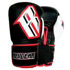 Revgear S3 Sentinel Pro Boxing Gloves with Hand wraps and mouthguard w case