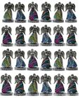 Angel Blessings Mini Metal Figure YOUR CHOICE of Saying NEW! Inspirational Faith