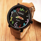 Luxury Couple Watch Fashion Men Women Leather Dial Quartz Casual Wrist Watch