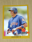 2017 Topps Archives Snapshots GOLD SP Carlos Correa 2/10