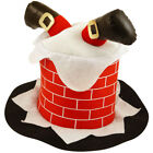 NOVELTY CHRISTMAS HATS XMAS OFFICE PARTY FESTIVE FANCY DRESS ACCESSORIES LOT