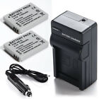 NB-5L Battery + Charger For Canon Powershot S100 SX200 SX210 IXUS90 S860 SD990IS