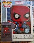 Funko Pop Tees 74 Spider-Man T-Shirt Marvel Super Heroes XL Ships Anywhere Today