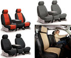 Coverking Synthetic Leather Custom Seat Covers GMC Sierra C/K