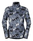 Kerrits Equestrian Women's Horse Sense Quarter Zip Riding Shirt Long Sleeve