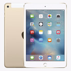 "Apple iPad Mini 4 16GB 7.9"" Verizon GSM Unlocked Wi-Fi + Cellular - All Colors"
