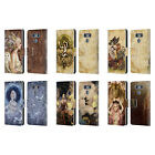 OFFICIAL SELINA FENECH FANTASY LEATHER BOOK WALLET CASE COVER FOR LG PHONES 1