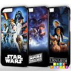 CLASSIC STAR WARS Phone Case Cover Movie Posters for iPhone Samsung Hard/Rubber £5.45 GBP
