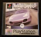 NEED FOR SPEED PORSHE 2000  ✔ SONY PS1 ✔ NEW NOT SEALED ✔ COLLECTORS CONDITION ✔