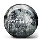 Pyramid Path Black Silver Bowling Ball
