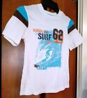 "SONOMA Boys Size 7 Short-Sleeve ""Kahana Bay Surf Club"" Cute Surfboard Shirt"