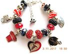 NFL ATLANTA FALCONS Ultimate Crystal Charm Bracelet  MATT RYAN  FREE SHIPPING! on eBay