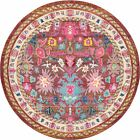 Transitional Persian Design Modern Area Rug Contemporary Vintage Style Carpet