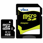New TF Micro SD SDHC SDXC Memory Card Class 10 For MOTOROLA Cell Phone Tablet PC