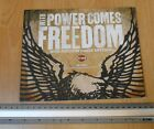 Harely Davidson USA Sales Catalogue 2012 With Power Comes Freedom