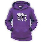 4x4 XJ Kids Hoodie -x9 Colours- Gift Present Off Road Green Lane American Tow